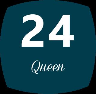 24-QUEEN