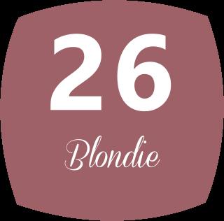 26-BLONDIE