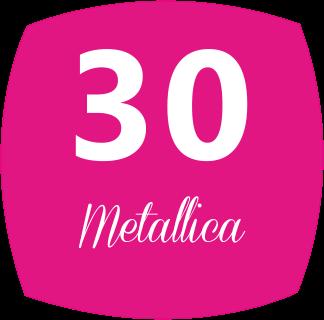 30-METALLICA