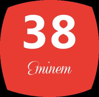 38-EMINEM