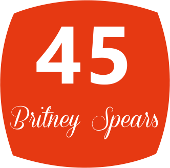 45-BRITNEY-SPEARS