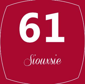61-SIOUSSIE